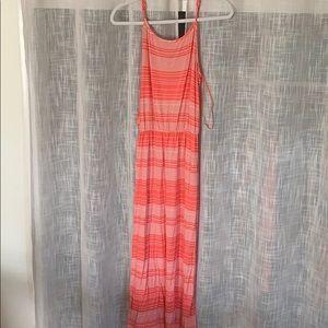 Peachy sun dress